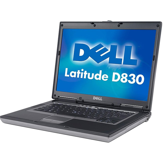 Dell Latitude D830 2.2GHz 120GB 15.4-inch Laptop (Refurbished)