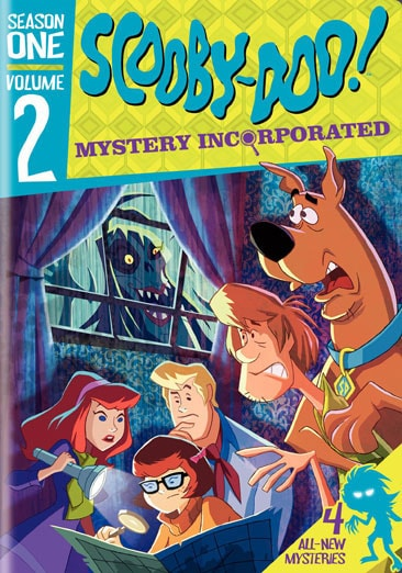 Scooby Doo Mystery Incorporated Season One, Vol. 2 (DVD)