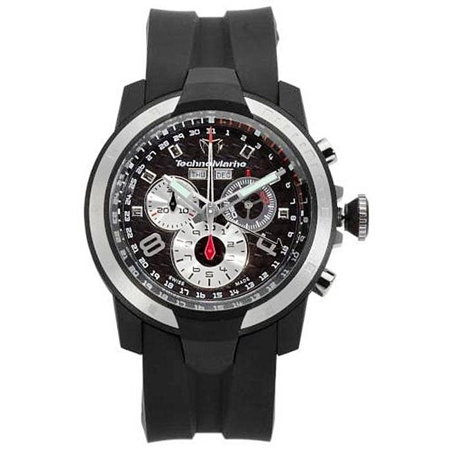 Technomarine Uf6 Magnum Chronograph Black Watch
