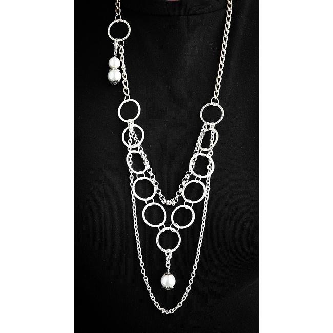 Fashion Forward Multi-layer Charm Necklace