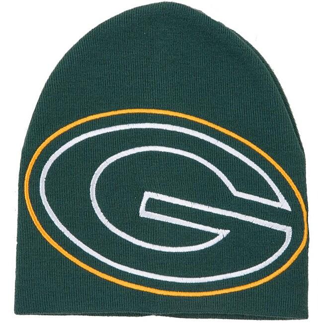 Green Bay Packers Big Logo Stocking Hat
