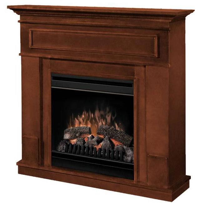 Dimplex Rich Cherry Electric Flame Fireplace
