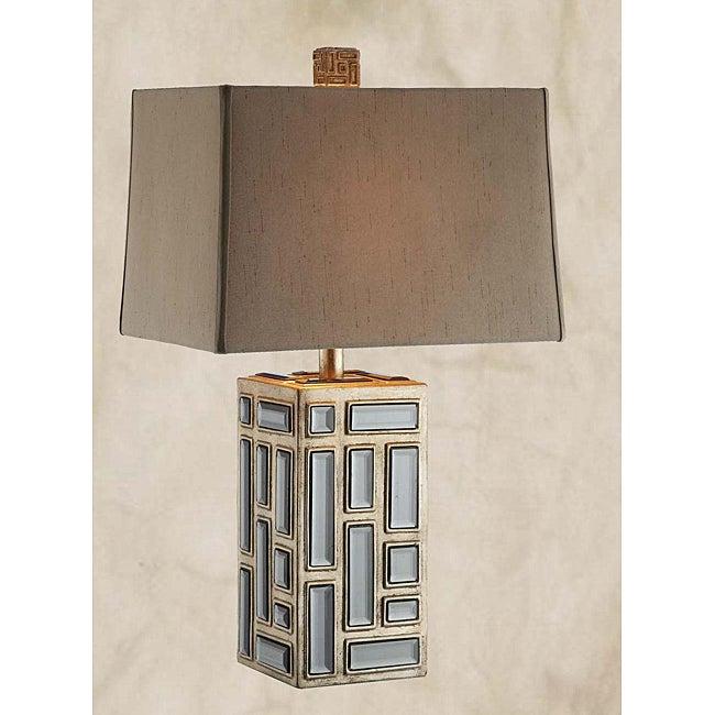 Sylvia Mirror Table Lamp