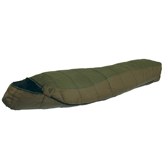 ALPS Mountaineering Crescent Lake 20-degree Wide Mummy Sleeping Bag