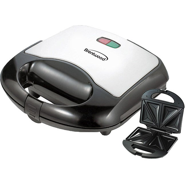 Brentwood TS-240S Nonstick Panini Maker