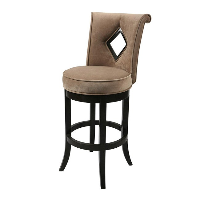 Newcastle 30 inch Wood Swivel Bar Stool Overstock  : L13451392 from www.overstock.com size 650 x 650 jpeg 18kB
