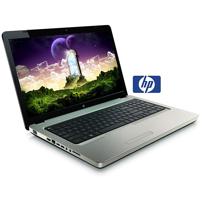 HP G72-227WM 2.3HGz 320GB 17.3-inch Laptop (Refurbished)