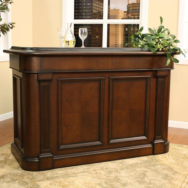 Gilliam 68-inch Home Wood Bar