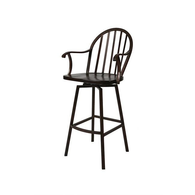 Windsor 30 Inch Swivel Bar Stool 13462923 Overstock