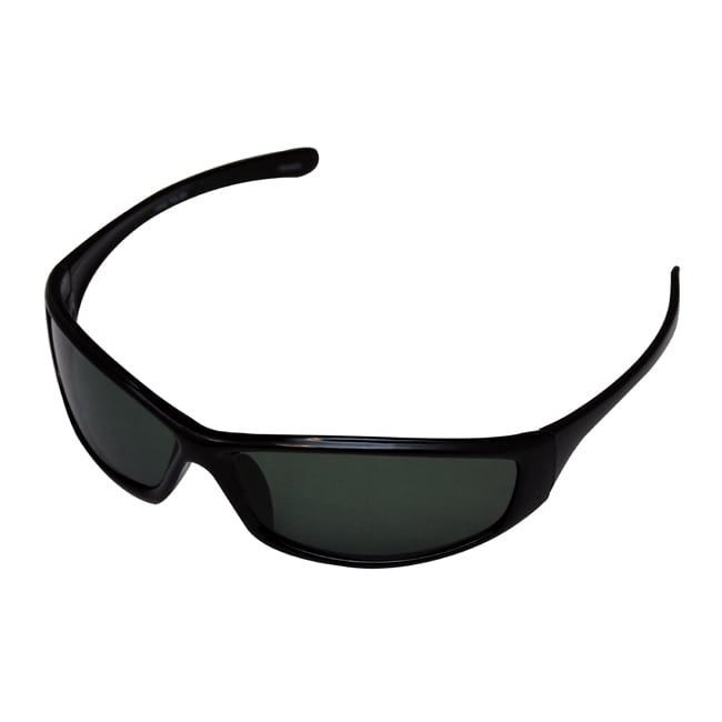 Men's P8056 Black Sport Sunglasses