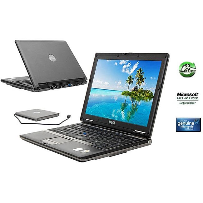 Dell Latitude D420 1.2GHz 60GB 12.1 inch Laptop (Refurbished
