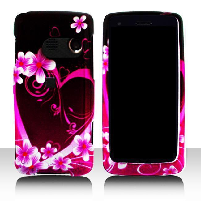 Premium LG Rumor Touch Big Love Protector Case