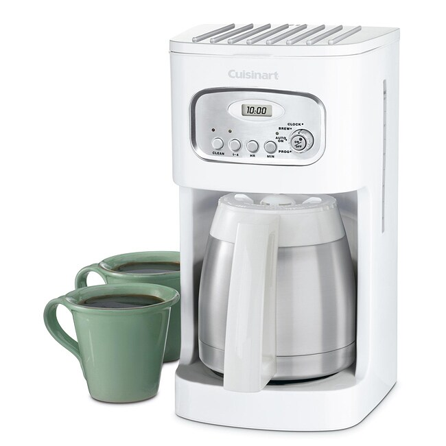 Cuisinart DCC-1150 10-cup Thermal Programmable Coffee Maker (Refurbished)