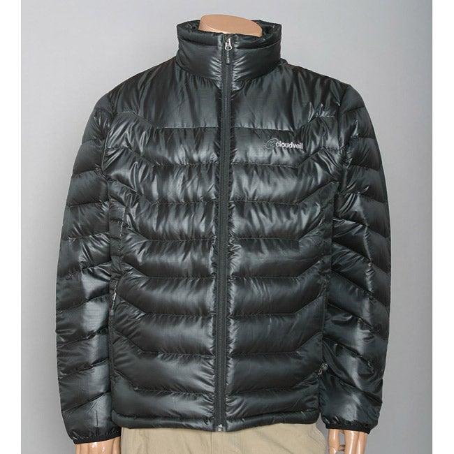 Cloudveil Down Jacket Black Endless Down Jacket