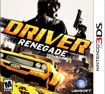 NinDS 3DS - Driver: Renegade - By Ubisoft