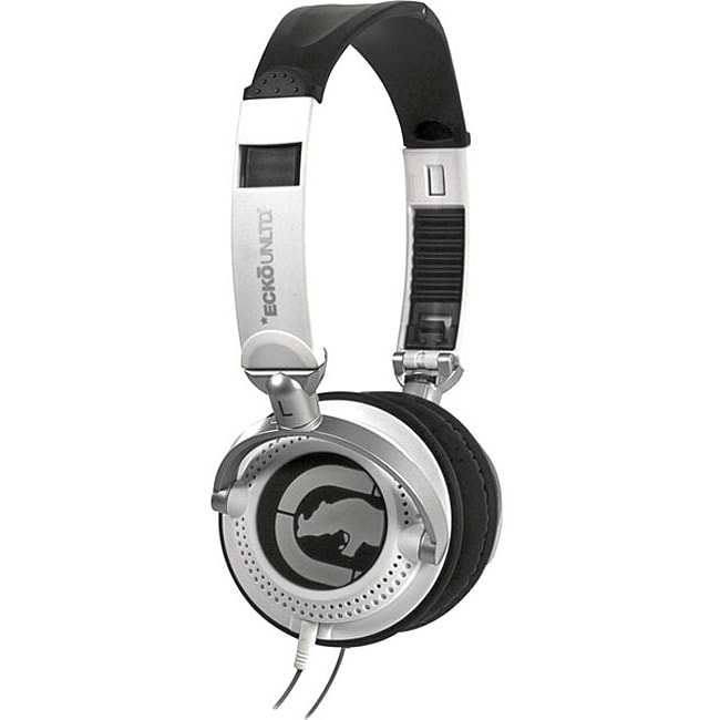 Ecko Motion Headphone White EKU-MTN-WT