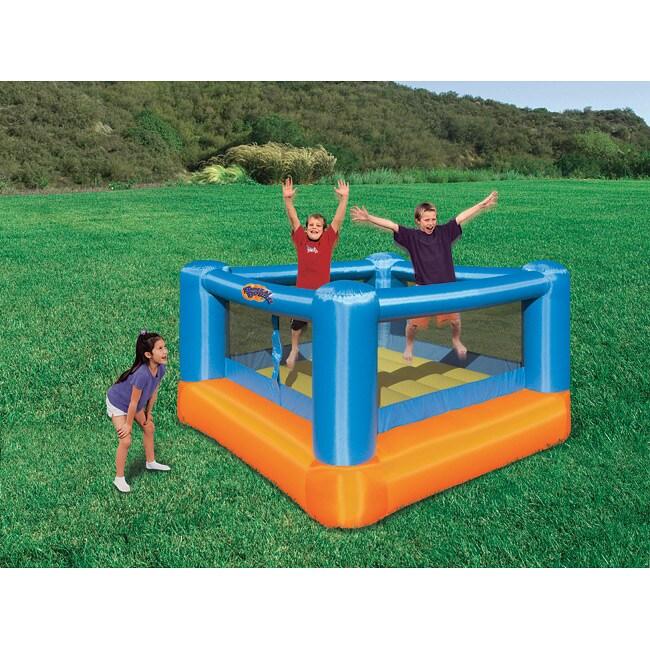 Banzai Inflatable Mega Bouncer (7' x 7')