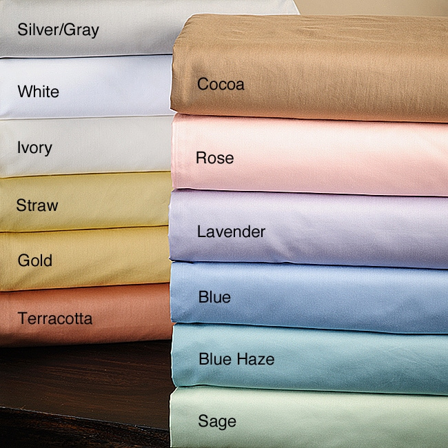 AT HOME by O Delray Sateen 600 Thread Count 6-piece Sheet Set at Sears.com