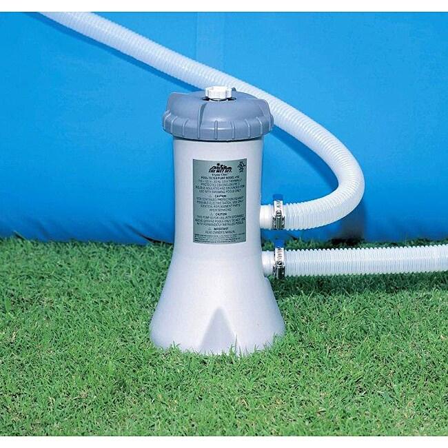 Intex 530 Gallons Swimming Pool Filter Pump 13515804