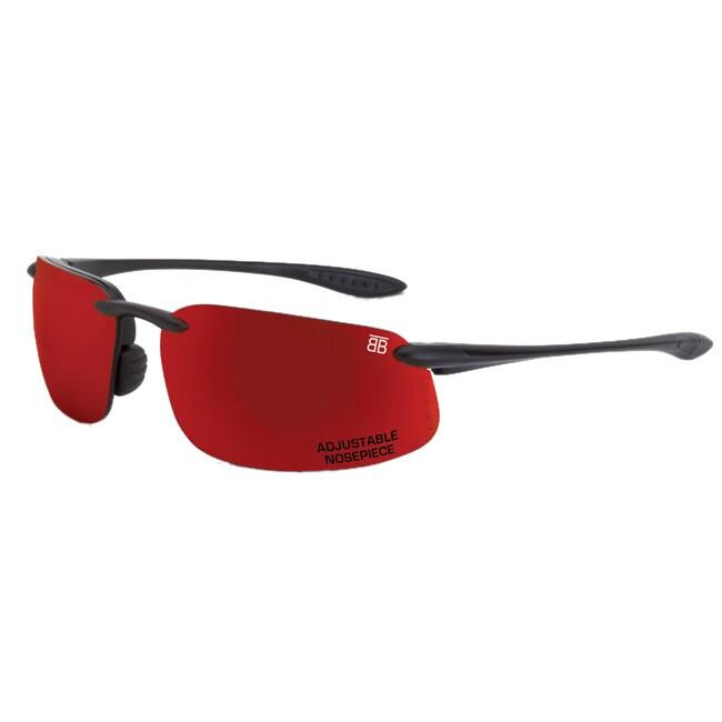Be the Ball Matte Black BTB 880 Sport Sunglasses
