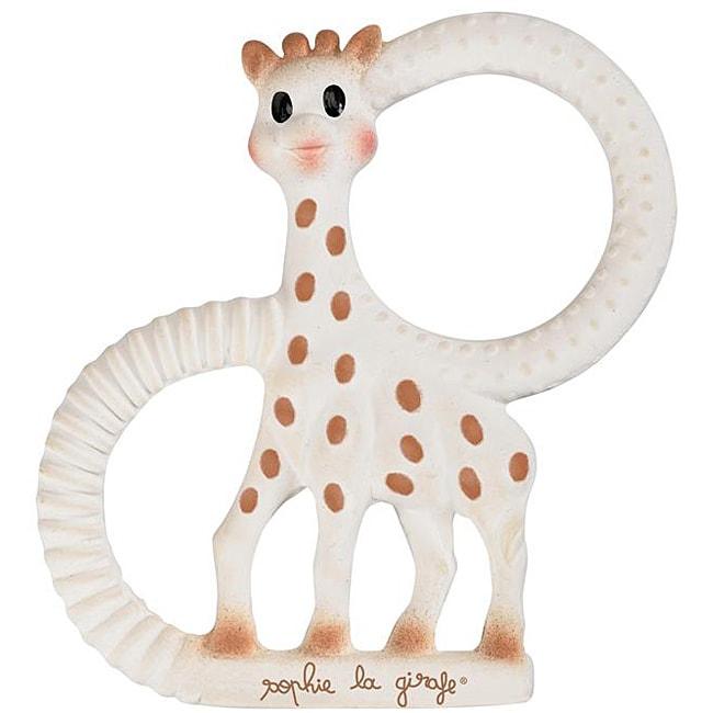 Vulli Sophie the Giraffe So'Pure Vanilla Teether (Pack of 2)