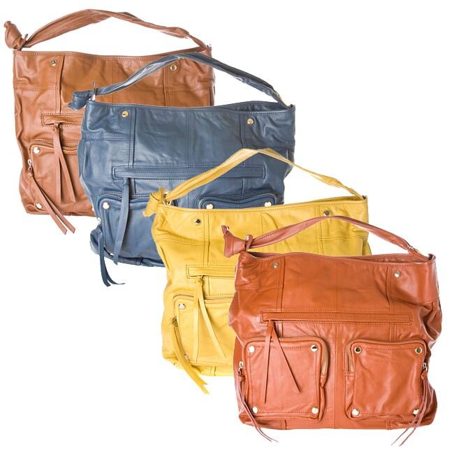 Tote Bags Juniors Junior Drake Leather Tote Bag