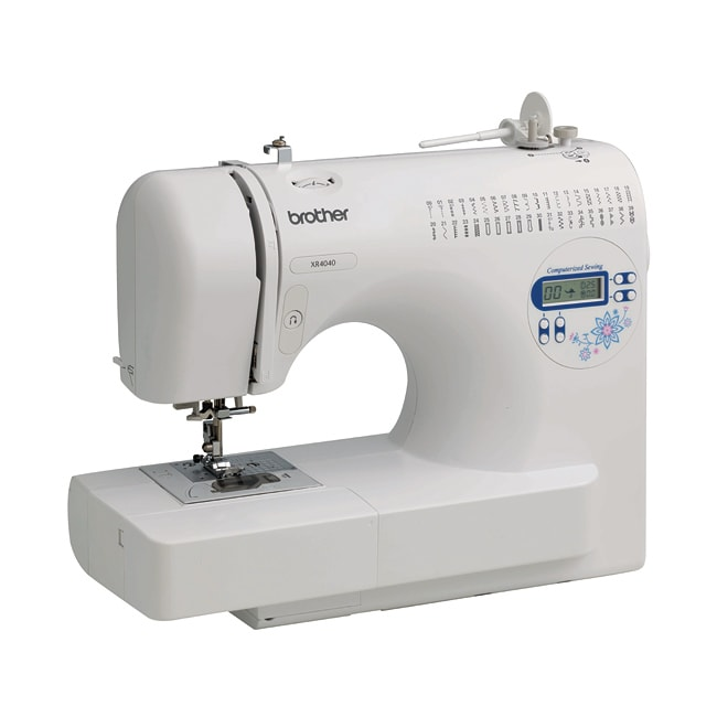 Brother XR4040 Heavy Duty Computerized Sewing Machine (Refurbished)