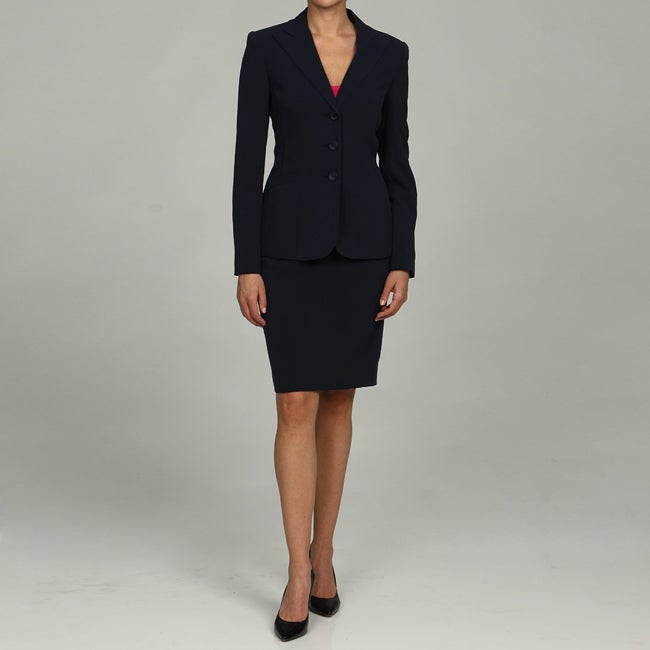 Amazing Calvin Klein Womens Slim Black Suit Pants  EBay