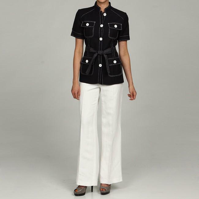 Fantastic Calvin Klein Women39s ClassicFit Suit Pant At Amazon Womens
