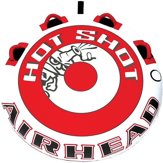 Airhead Hot Shot 57-inch Deck Tube Towable
