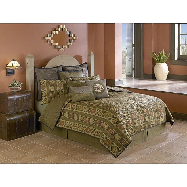 Cozumel Square Decorative Pillow