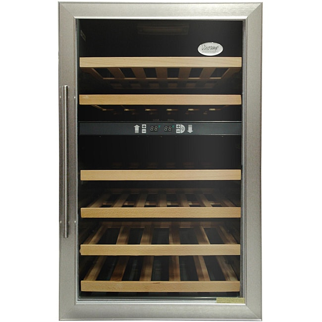 Epicureanist 34-bottle Dual-zone Wine Cooler