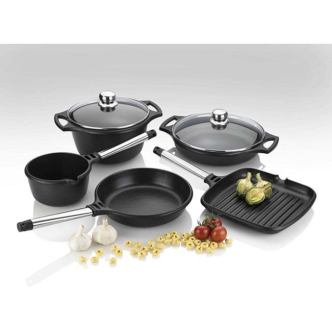 Fagor Cast Aluminum 7-piece Cookware Set