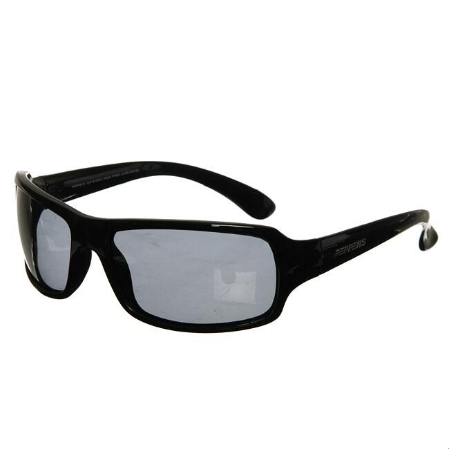 Pepper's Men's 'Cliffhanger' Polarized Sport Sunglasses