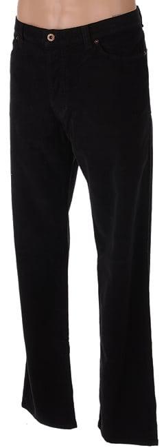 D&G Men's Black Corduroy Pants - Size 28 (IT 38)