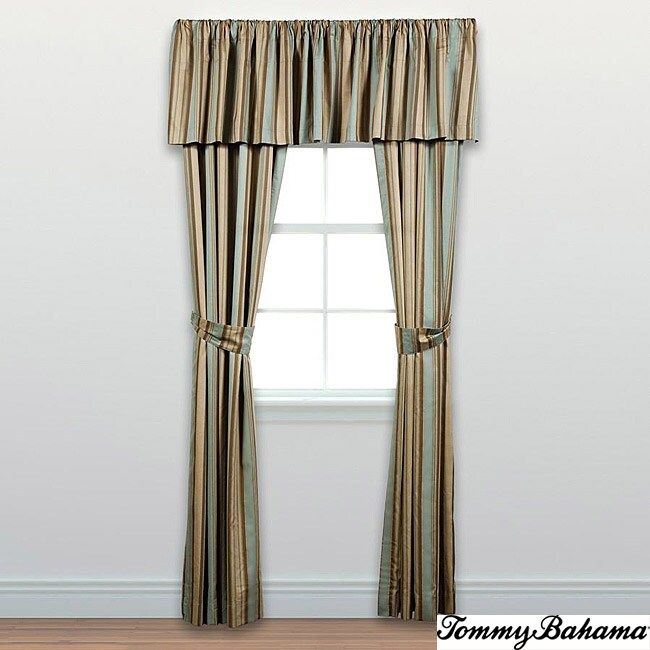 Tommy Bahama Marsh Harbor 5-piece Window Treatment Set