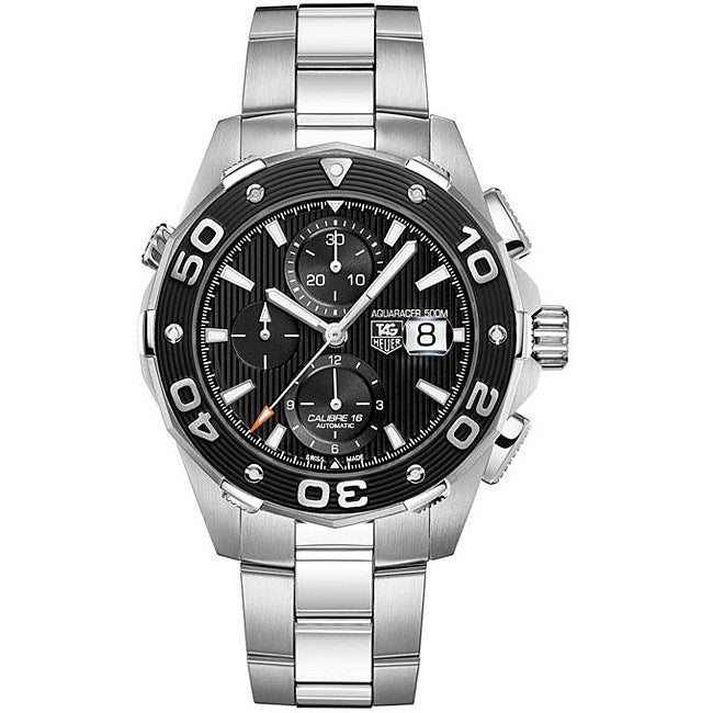 Tag Heuer Men's Aquaracer 500M Chronograph Watch CAJ2110.BA0872
