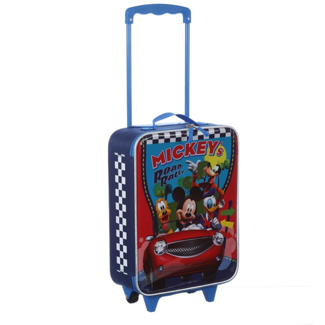 Disney Mickey Mouse 'Road Rally' Pilot Case