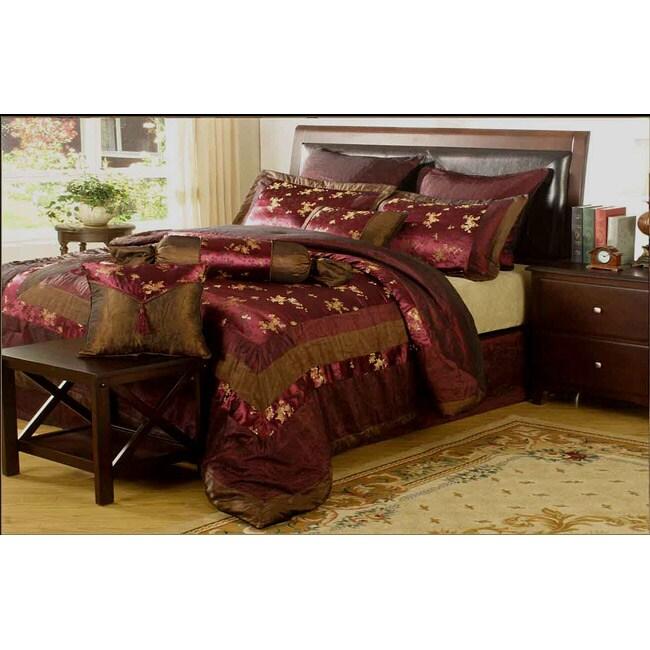 Osaka 8-piece Comforter Set