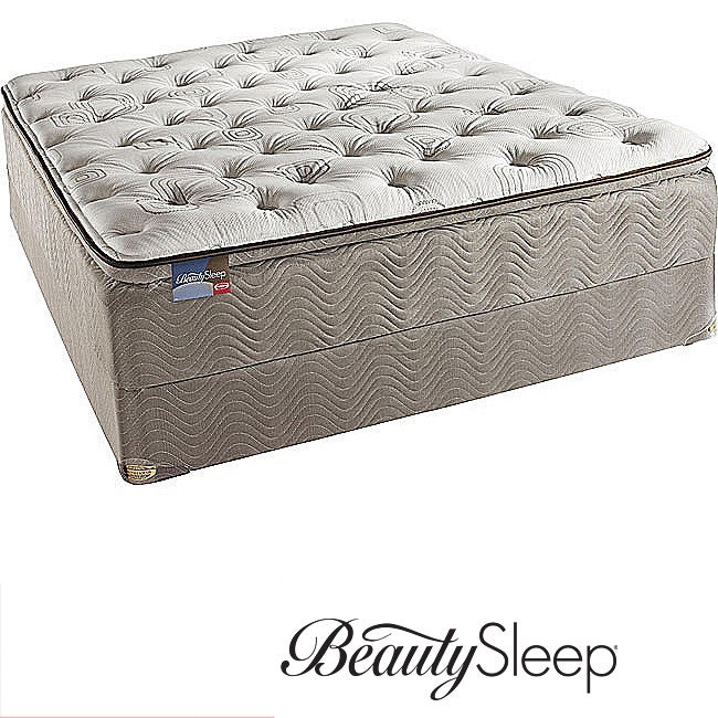 AT HOME by O Simmons BeautySleep North Farm Pillow Top King-size Mattress Set at Sears.com