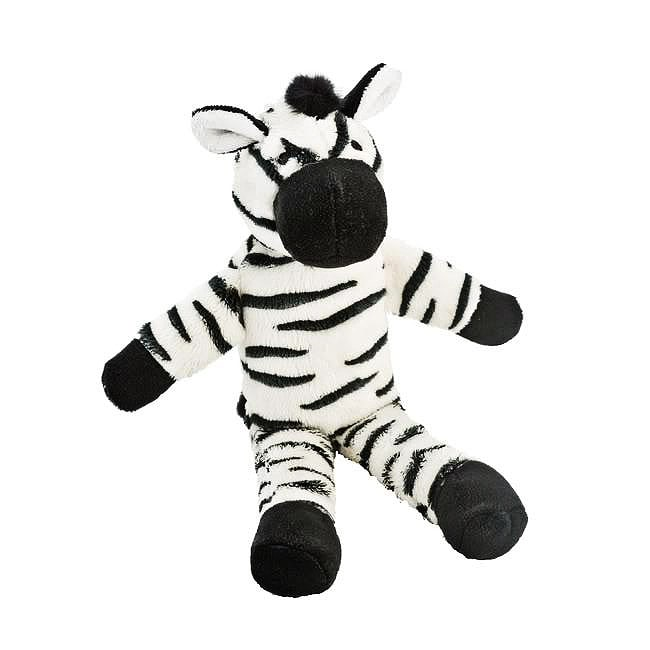 Pacimals Zaire the Zebra Huggable Pacifier