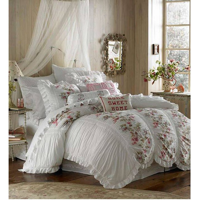 Charlotte 8-piece Queen-size Bed in a Bag with Sheet Set