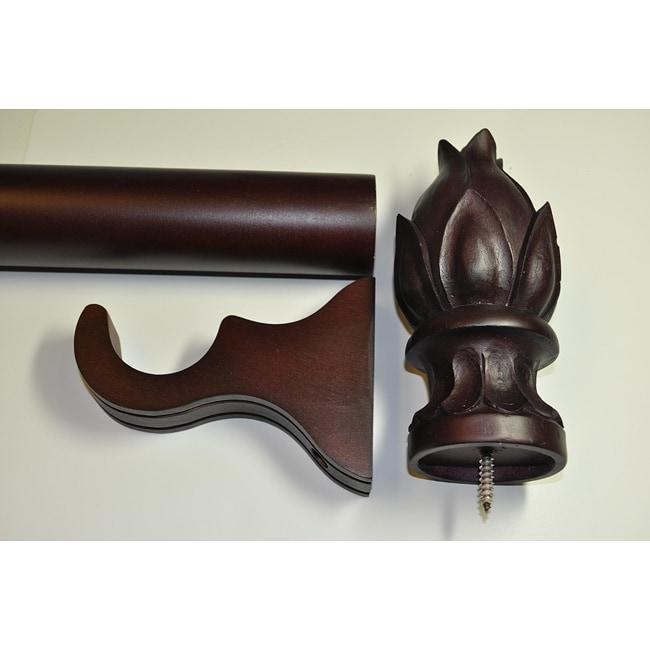 8 foot curtain rod 2