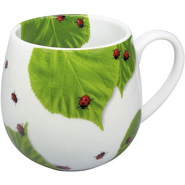 Konitz Ladybug Snuggle Mugs (Set of 4)