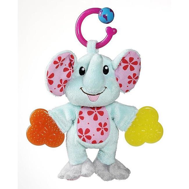 Munchkin Elephant Teether Babies Teething Toy