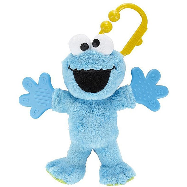Munchkin Sesame Street Cookie Monster Teether