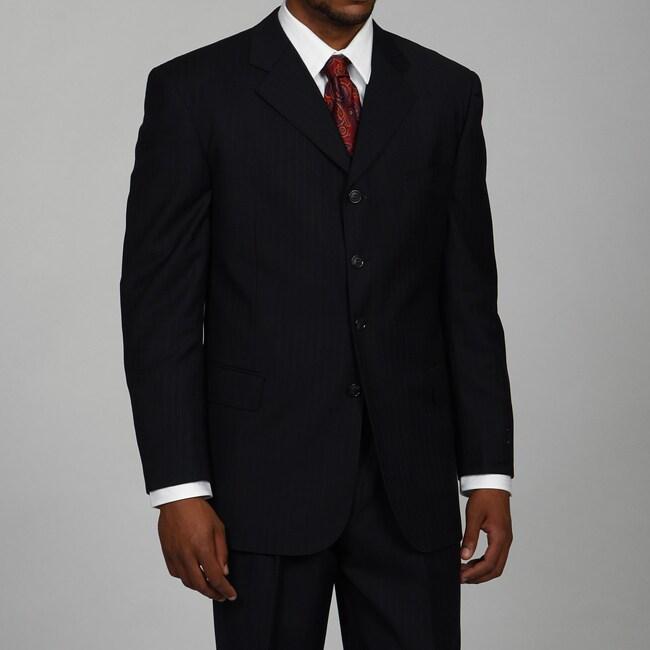 Men's Custom Suits - Tailored in Europe from fine Italian wool