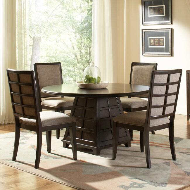 Quinn 5-piece Wood Dining Set