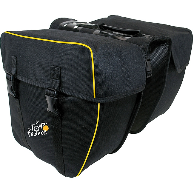 Tour de France Double Pannier Bicycle Bag