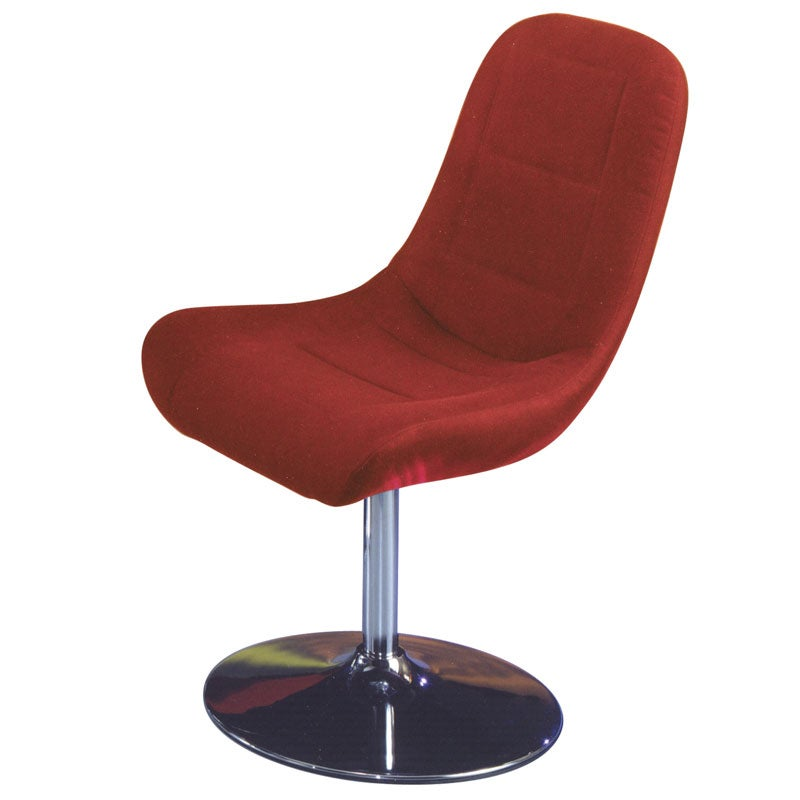 Melrose Airbrush Garnet Dining Chair